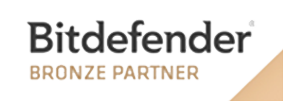 Bitdefender Bronze Partner Logo